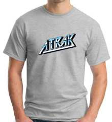 ATrax T-Shirt Crew Neck Short Sleeve Men Women Tee DJ Merchandise Ardamus.com
