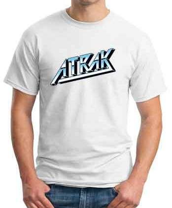 ATrax T-Shirt Crew Neck Short Sleeve Men Women Tee DJ Merchandise Ardamus.com