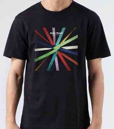 Above Beyond Group Therapy T-Shirt Crew Neck Short Sleeve Men Women Tee DJ Merchandise Ardamus.com