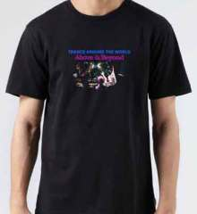 Above Beyond Trance Around The World Concert T-Shirt Crew Neck Short Sleeve Men Women Tee DJ Merchandise Ardamus.com