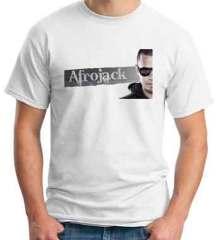 Afrojack Rock The House T-Shirt Crew Neck Short Sleeve Men Women Tee DJ Merchandise Ardamus.com