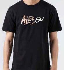 Alesso T-Shirt Crew Neck Short Sleeve Men Women Tee DJ Merchandise Ardamus.com