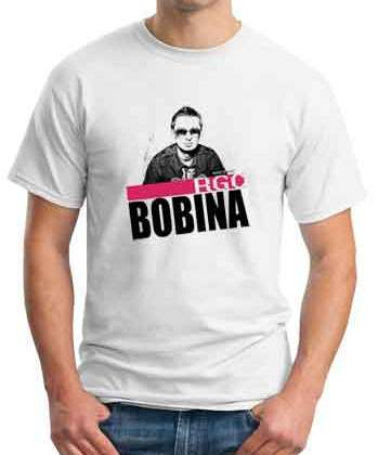 Bobina RGO T-Shirt Crew Neck Short Sleeve Men Women Tee DJ Merchandise Ardamus.com