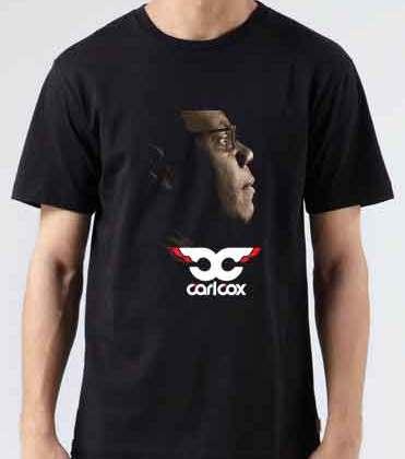 Carl Cox T-Shirt Crew Neck Short Sleeve Men Women Tee DJ Merchandise Ardamus.com