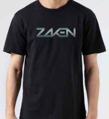Chuckie Zaken T-Shirt Crew Neck Short Sleeve Men Women Tee DJ Merchandise Ardamus.com