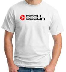 Dash Berlin Man On The Run T-Shirt Crew Neck Short Sleeve Men Women Tee DJ Merchandise Ardamus.com