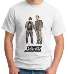 Felguk Entrevista T-Shirt Crew Neck Short Sleeve Men Women Tee DJ Merchandise Ardamus.com