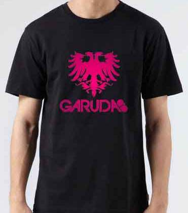 Gareth Emery Garuda T-Shirt Crew Neck Short Sleeve Men Women Tee DJ Merchandise Ardamus.com