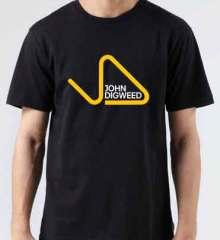 John Digweed T-Shirt Crew Neck Short Sleeve Men Women Tee DJ Merchandise Ardamus.com
