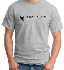 Marco Carola Music On T-Shirt Crew Neck Short Sleeve Men Women Tee DJ Merchandise Ardamus.com