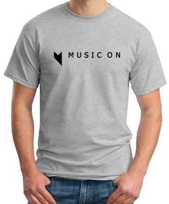 Marco Carola Music On T-Shirt Crew Neck Short Sleeve Men Women Tee DJ Merchandise Ardamus.com