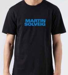 Martin Solveig T-Shirt Crew Neck Short Sleeve Men Women Tee DJ Merchandise Ardamus.com