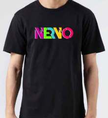 Nervo T-Shirt Crew Neck Short Sleeve Men Women Tee DJ Merchandise Ardamus.com