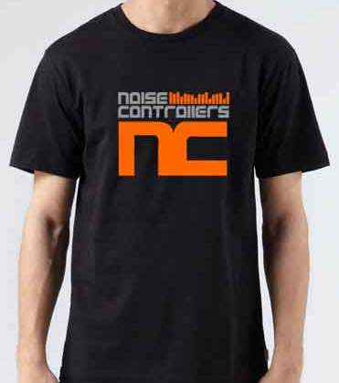 Noisecontrollers T-Shirt Crew Neck Short Sleeve Men Women Tee DJ Merchandise Ardamus.com