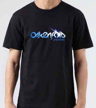 Paul Oakenfold Anthems T-Shirt Crew Neck Short Sleeve Men Women Tee DJ Merchandise Ardamus.com