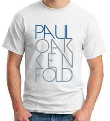 Paul Oakenfold T-Shirt Crew Neck Short Sleeve Men Women Tee DJ Merchandise Ardamus.com
