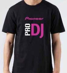 Pioneer Pro DJ T-Shirt Crew Neck Short Sleeve Men Women Tee DJ Merchandise Ardamus.com