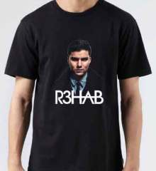 R3HAB T-Shirt Crew Neck Short Sleeve Men Women Tee DJ Merchandise Ardamus.com