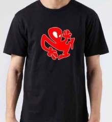 Richie Hawtin Logo T-Shirt Crew Neck Short Sleeve Men Women Tee DJ Merchandise Ardamus.com
