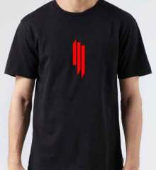 Skrillex Twipz T-Shirt Crew Neck Short Sleeve Men Women Tee DJ Merchandise Ardamus.com