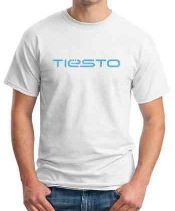 Tiesto T-Shirt Crew Neck Short Sleeve Men Women Tee DJ Merchandise Ardamus.com