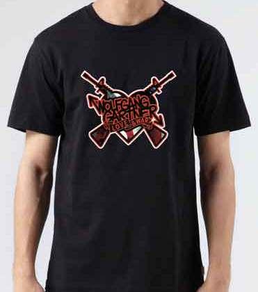 Wolfgang Gartner Love and War T-Shirt Crew Neck Short Sleeve Men Women Tee DJ Merchandise Ardamus.com