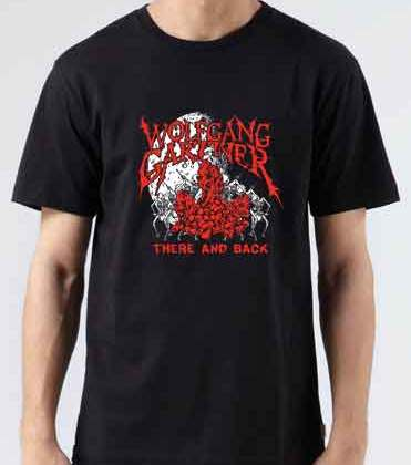 Wolfgang Gartner There and Back T-Shirt Crew Neck Short Sleeve Men Women Tee DJ Merchandise Ardamus.com