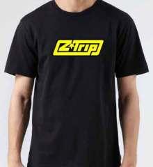 Z Trip Logo T-Shirt Crew Neck Short Sleeve Men Women Tee DJ Merchandise Ardamus.com