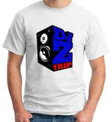 Z Trip T-Shirt Crew Neck Short Sleeve Men Women Tee DJ Merchandise Ardamus.com