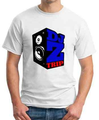 Z Trip T-Shirt Crew Neck Short Sleeve Men Women Tee DJ Merchandise Ardamus.com