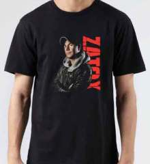 Zatox T-Shirt Crew Neck Short Sleeve Men Women Tee DJ Merchandise Ardamus.com