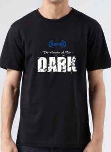 Adaro T-Shirt Crew Neck Short Sleeve Men Women Tee DJ Merchandise Ardamus.com