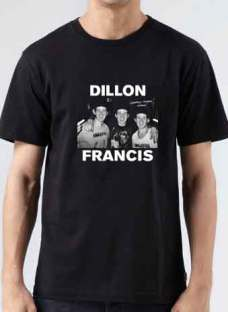 Dillon Francis Something Something Awesome T-Shirt Crew Neck Short Sleeve Men Women Tee DJ Merchandise Ardamus.com