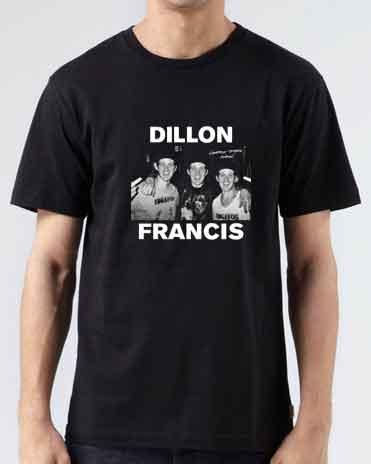 Dillon Francis Something Something Awesome T-Shirt Crew Neck Short Sleeve Men Women Tee DJ Merchandise Ardamus.com