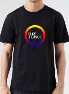 Solarstone T-Shirt Pure Trance Crew Neck Short Sleeve Men Women Tee DJ Merchandise Ardamus.com