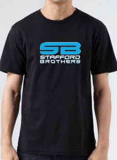 Stafford Brothers Logo T-Shirt