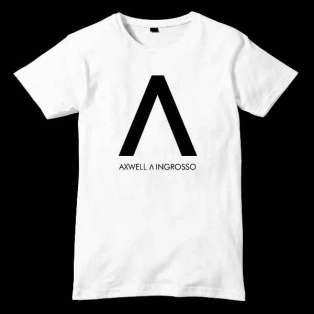 Axwell Ingrosso T-Shirt Men Women Tee by Ardamus.com Merchandise