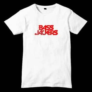 Bass Jackers T-Shirt Men Women Tee by Ardamus.com Merchandise