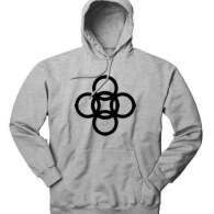 Alesso Logo Hoodie Sweatshirt by Ardamus.com Merchandise