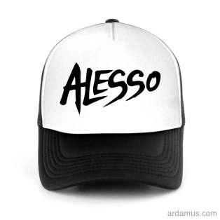 Alesso Trucker Hat Baseball Cap DJ by Ardamus.com Merchandise