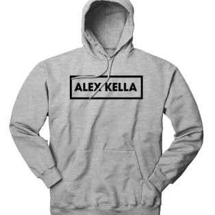 Alex Kella Hoodie Sweatshirt by Ardamus.com Merchandise