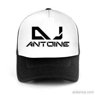 Antoine Trucker Hat Baseball Cap DJ by Ardamus.com Merchandise