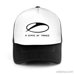 Asot Trucker Hat Baseball Cap DJ by Ardamus.com Merchandise