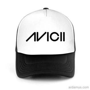 Avicii Trucker Hat Baseball Cap DJ by Ardamus.com Merchandise