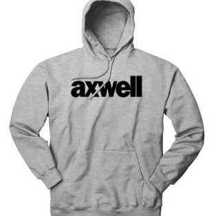 Axwell Hoodie Sweatshirt by Ardamus.com Merchandise