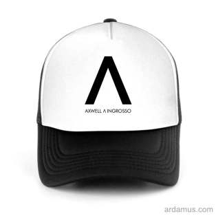 Axwell Ingrosso Trucker Hat Baseball Cap DJ by Ardamus.com Merchandise