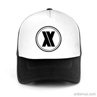 Blasterjaxx Trucker Hat Baseball Cap DJ by Ardamus.com Merchandise