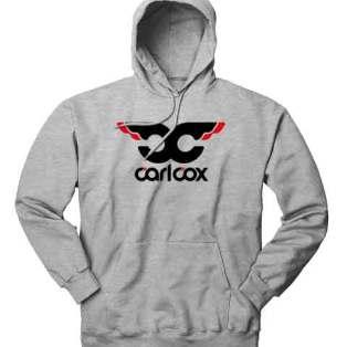 Carlcox Hoodie Sweatshirt by Ardamus.com Merchandise