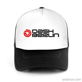 Dash Berlin Trucker Hat Baseball Cap DJ by Ardamus.com Merchandise