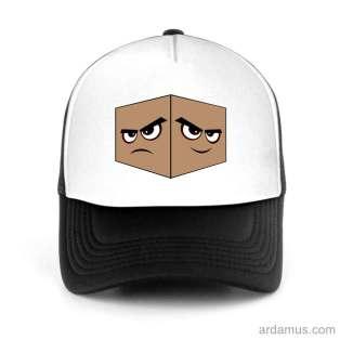 DJ From Mars Trucker Hat Baseball Cap DJ by Ardamus.com Merchandise